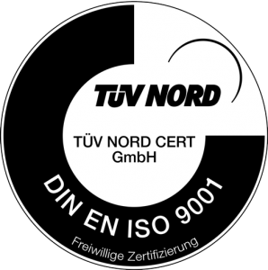 Logo ISO 9001 SW
