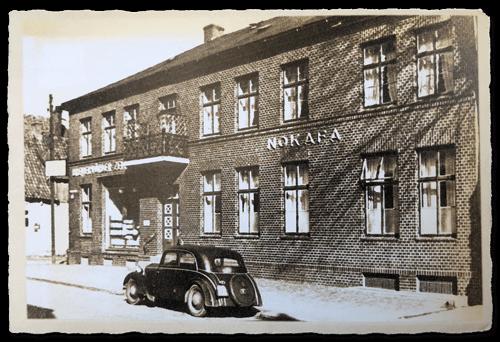 Firmengebäude von Nokafa
